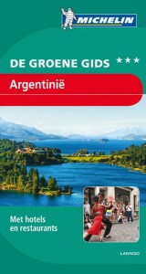 Groene Michelingids Groene gids Argentinie  2012