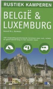 Rustiek kamperen Belgie & Luxemburg