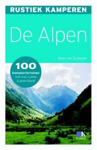 Rustiek kamperen de Alpen