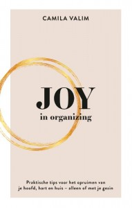 Joy in organizing