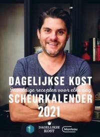 Dagelijkse kost scheurkalender 2021