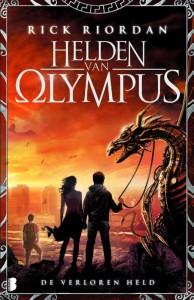 Verloren held - Helden Olympus deel 1