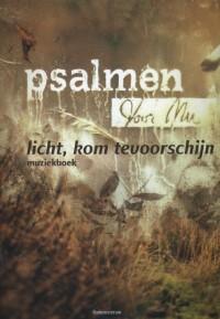 Psalmen voor Nu muziekboek - Licht, kom tevoorschijn