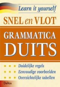 Learn it yourself- Snel en vlot grammatica Duits