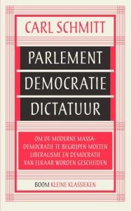 Parlement, democratie, dictatuur