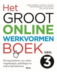 Het groot online werkvormenboek