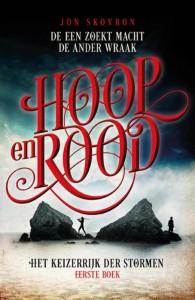 Het Keizerrijk der Stormen 1 - Hoop en Rood