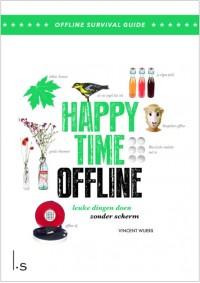 Happy time offline, leuke dingen doen zonder scherm
