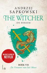 The Witcher - De Vrouwe van het Meer