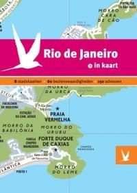 Dominicus stad-in-kaart: Rio de Janeiro in kaart