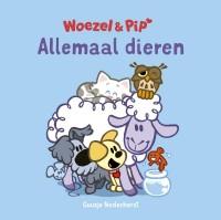 Woezel en Pip - Allemaal dieren