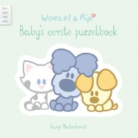 Woezel & Pip - Baby's eerste puzzelboek
