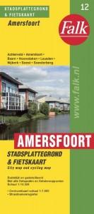 Falk stadsplattegrond Amersfoort e.o. 2017-2019, 16e druk met Baarn, Hoevelaken, Leusden, Nijkerk, Soest