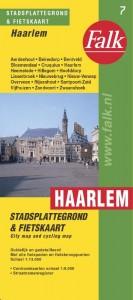 Falk stadsplattegrond Haarlem en omgeving 2015-2018, 36e druk