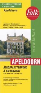 Falk Stadsplattegrond & fietskaart Apeldoorn e.o. 2017-2019, 32e druk