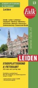 Falk stadsplattegrond Leiden Wassenaar 32e druk editie 2015/2017