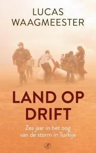 Land op drift