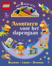 LEGO Bouwwerken voor het slapengaan