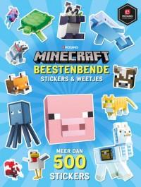 Minecraft stickerboek: Beestenbende