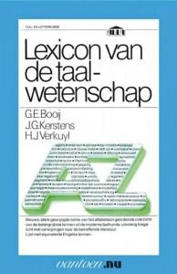 Vantoen.nu Lexicon van de taalwetenschap