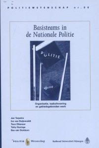 Basisteams in de Nationale Politie PW88