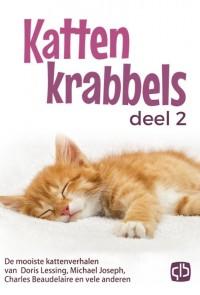 Kattenkrabbels deel 2 - grote letter uitgave