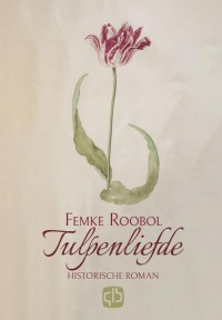 Tulpenliefde - grote letter uitgave