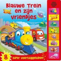 Blauwe trein en zijn vriendjes