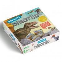 Dinotijd - memospel inclusief boek