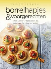 Culinary notebooks Borrelhapjes & voorgerechten