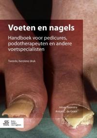 Voeten en nagels  Nagelaandoeningen is de titel van de vorige editie isbn 9789031386185