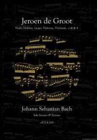 Solo sonates en partita?s van J.S. Bach ? 4 exemplaren in Endbox