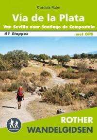 Rother wandelgids Vía de la Plata
