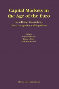Capital Markets in the Age of the Euro