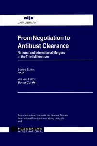 From Negotiation to Antitrust Clearance