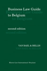 Business Law Guide to Belgium