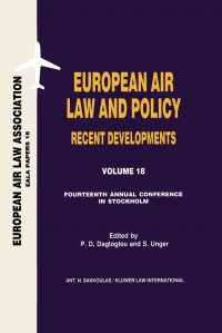 European Air Law and Policy: Recent Developments