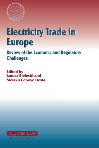 Electricity Trade in Europe Review of the Economic and Regulatory Changes
