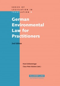 German Environmental Law for Practitioners