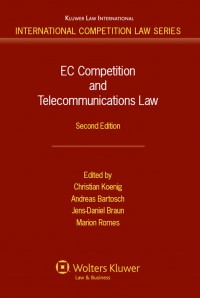 EC Competition and Telecommunications Law