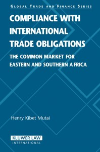 Compliance with International Trade Obligations