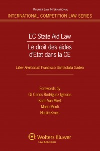 EC State Aid Law