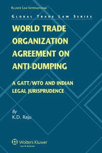 World Trade Organization Agreement on Anti-dumping