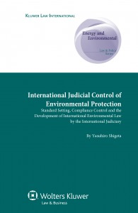 International Judicial Control of Environmental Protection