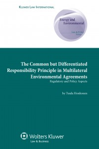 The Common but Differentiated Responsibility Principle in Multilateral Environmental Agreements