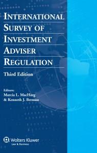International Survey of Investment Adviser Regulation