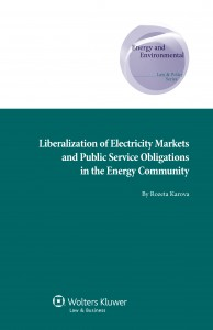 Liberalization of Electricity Markets and Public Service Obligations in the Energy Community