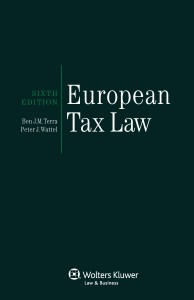 European Tax Law