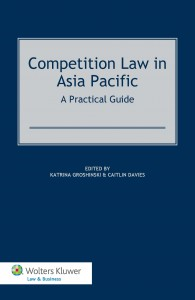 Competition Law in Asia Pacific