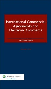 International Commercial Agreements and Electronic Commerce